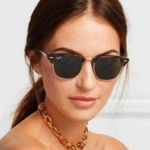 ❤️NWT Sunglasses Ray-Ban Tortoiseshell RB3016 51m